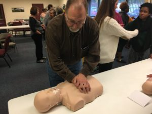 Free CPR Training at Daystar Daycare